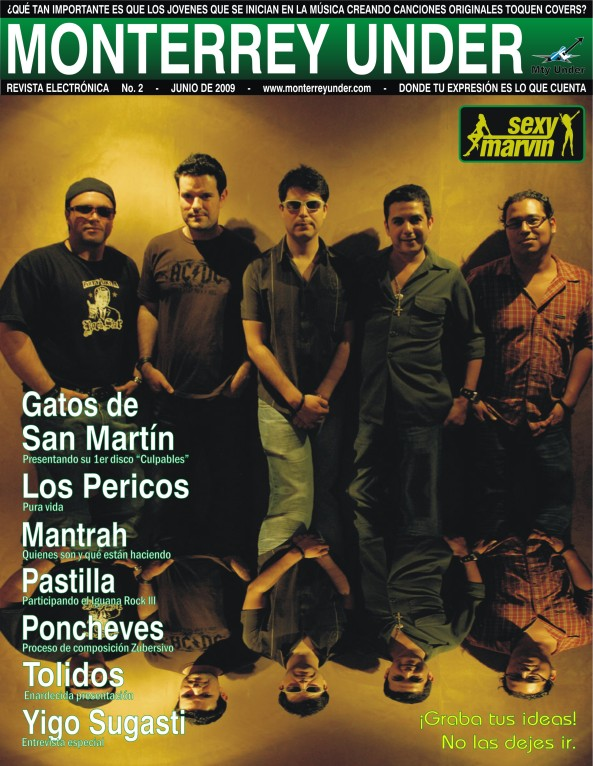 Revista Mty Under No.0002