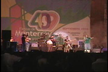 Genitallica, Fiestas de MOnterrey 4009. (24.SEP.05) 1