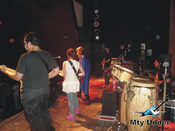 Quiero Club 2005 - Café Igunas - Regio Fest 2005 - No.1