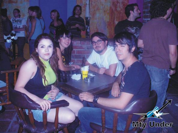 Clems Friend, Miss Polaroid, Ramón y Tristán (Clems)