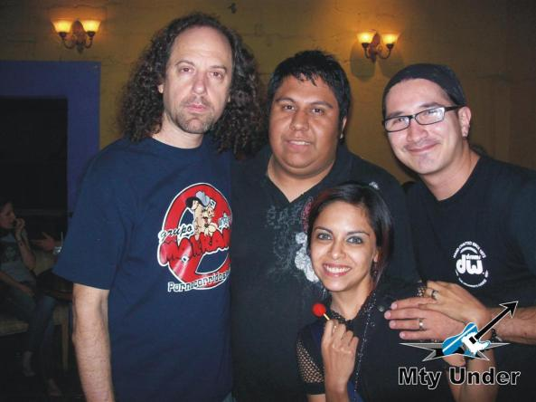 Alejandro Marcovich, Javo, Nice & Cuspi