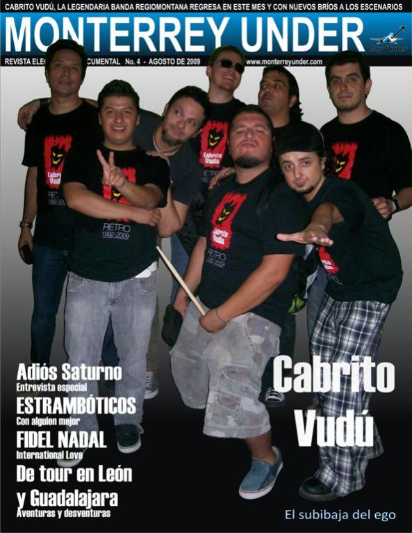 Revista Mty Under No.4 (Large)